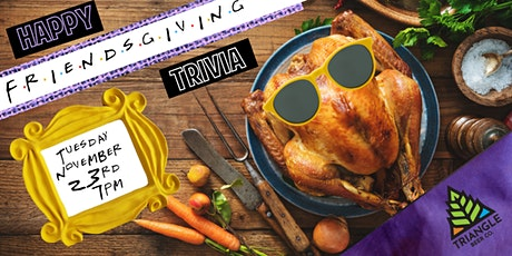 Friendsgiving Trivia at Triangle Beer Company tickets