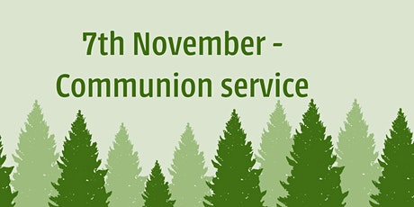 Newcastle Presbyterian Church Sunday Communion Service 7th November tickets