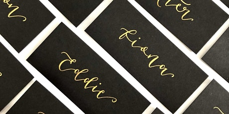 Beginner's Modern Calligraphy Workshop tickets