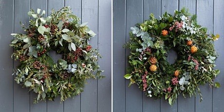 Hampshire Christmas Wreath Making Course tickets
