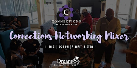 Connections Networking  Mixer tickets