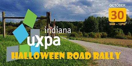 October Indiana UXPA Event - Halloween Road Rally tickets