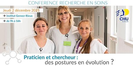 Recherche en soins / Praticien et chercheur : des postures en évolution ? billets