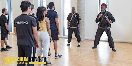 Wing Chun Self Defence Hackney - Saturday tickets