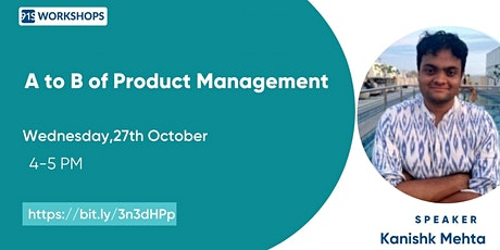 A to B of Product Management tickets