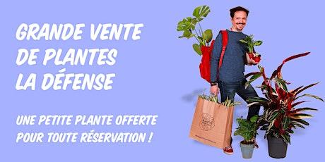 Grande Vente de Plantes - La Défense billets