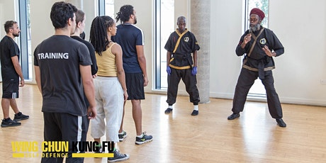 Wing Chun Self Defence Hackney - Tuesday tickets
