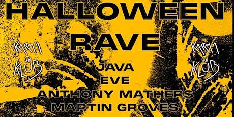 Karma Klub Presents: HALLOWEEN RAVE tickets