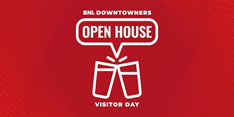 BNI Visitor Event tickets
