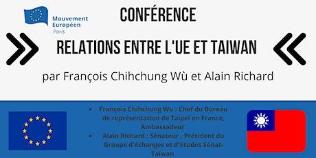 Relation entre l'UE et Taiwan billets