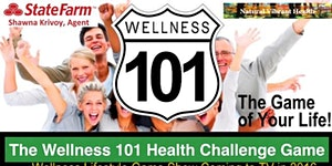Wellness 101 Health Challenge Game & Casting Call --...