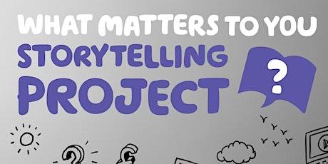 Digital Storytelling Taster Workshop 1 tickets