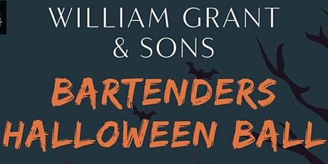 Bartender's  Halloween Ball by William Grant & Sons tickets