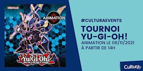 Tournoi Yu-Gi-Oh! billets