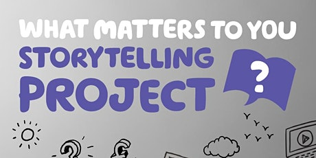 Digital Storytelling Taster Workshop 2 tickets