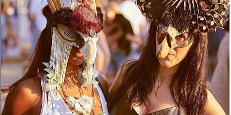 Mask and headdress making - Head Of House Designs tickets