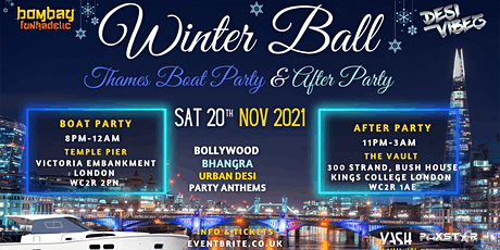 Winter Ball Boat Party & After Party tickets