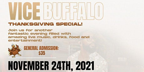 NGC Present SNL @ Vice Buffalo Thanksgiving Special on November 24th 2021 tickets