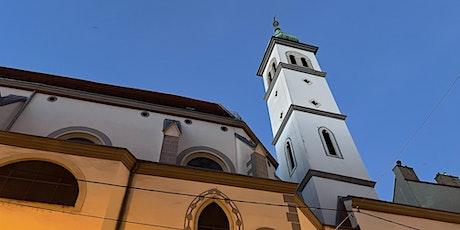 Führung: In den versteckten Betchor der Franziskanerkirche Tickets