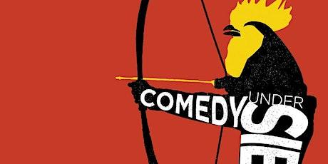 Comedy Under Siege 3rd November tickets