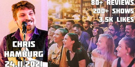 English Stand Up - Propaganda Comedy in Hamburg #3.02 - Chris Doering tickets