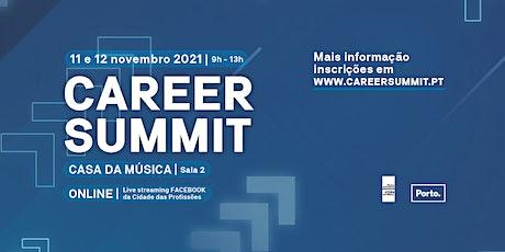Career Summit 2021 bilhetes