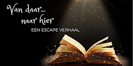 Een Online Escape Verhaal Kinderboekenweek: Van Daar…naar Hier tickets