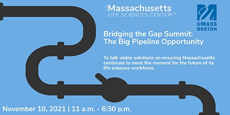 Bridging the Gap Summit: The Big Pipeline Opportunity tickets