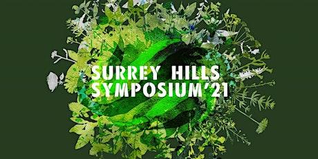 Surrey Hills Symposium 2021: Live debate tickets