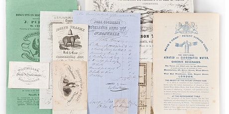 SALON NO.88:  London's Lost Books - online tickets