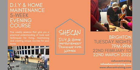 SheCan Evening Course - BRIGHTON tickets