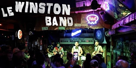 Le Winston Band tickets