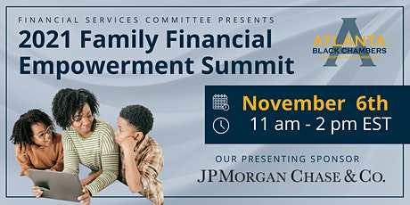 2021 Family Financial Empowerment Summit! tickets
