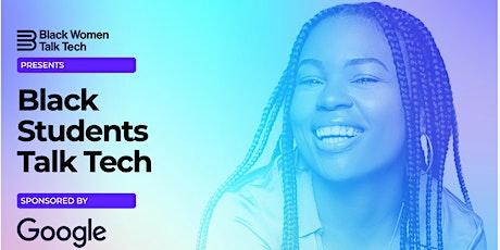 Black Students Talk Tech entradas