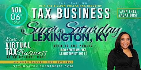 SUPER SATURDAY - LEXINGTON KY tickets