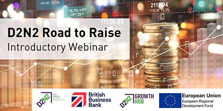 D2N2 Road to Raise Introductory Webinar tickets
