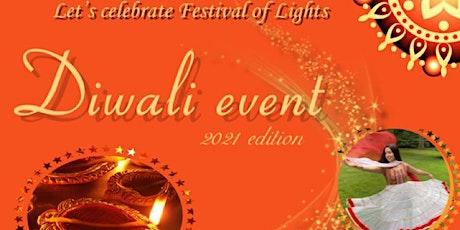 Diwali Festival billets