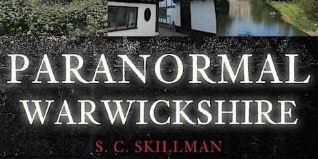 Halloween talk | Paranormal Warwickshire tickets