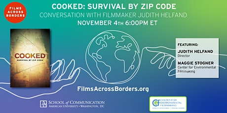 """Films Across Borders: """"Cooked: Survival By Zip Code"""" tickets"""