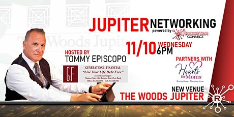 Free Jupiter Rockstar Connect Networking Event (November, Florida) tickets