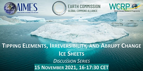 Tipping Elements Discussion Series - Ice Sheets tickets