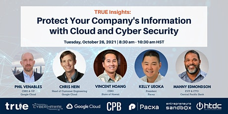 Part 1: Protect Your Company's Information with Cloud and Cyber Security tickets