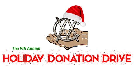 The 9th Annual Holiday Donation Drive tickets
