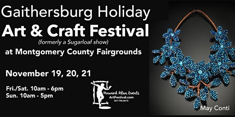 Gaithersburg Holiday Art and Craft Festival (formerly Sugarloaf) tickets