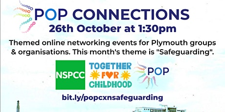 POP Connections (Online networking event) tickets