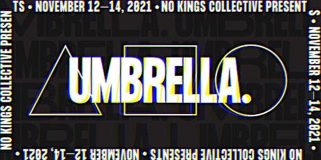 UMBRELLA art fair tickets
