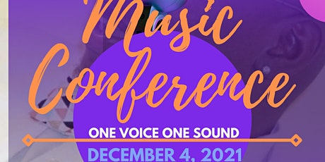 One Voice One Sound Music Conference tickets