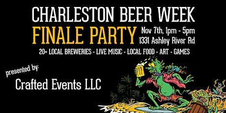 Charleston Beer Week Finale Party tickets