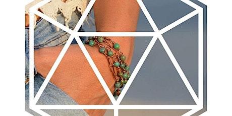 DIY_ Atelier de fabrication de bracelet d'ancrage billets