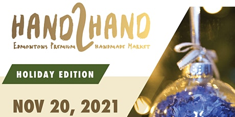 Hand2Hand Holiday Market 2021 tickets